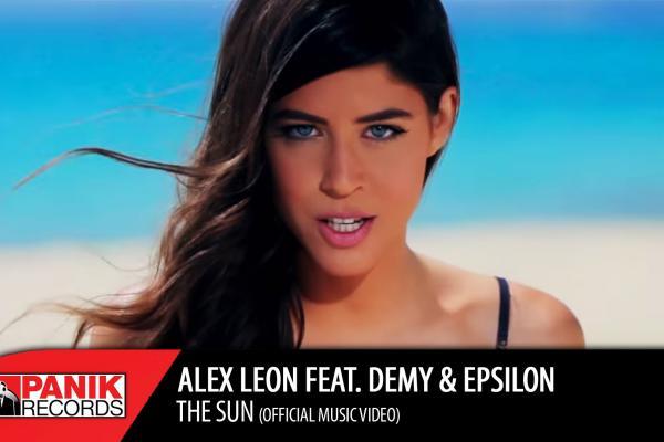 "Embedded thumbnail for Allex Leon feat. Demy & Epsilon ""The Sun"""