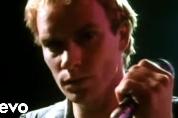 Embedded thumbnail for The Police - Roxanne