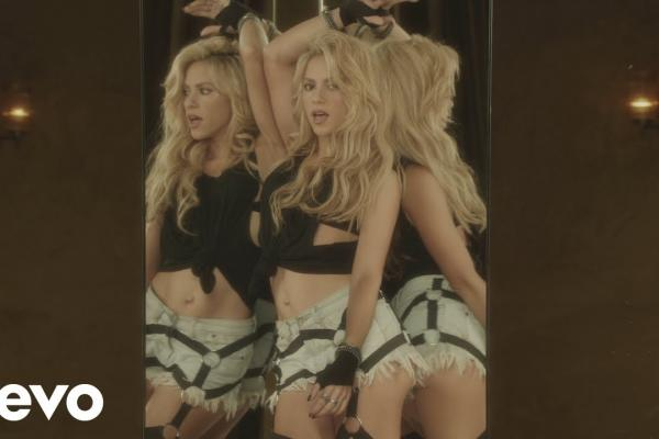 Embedded thumbnail for  Shakira – Chantaje ft. Maluma