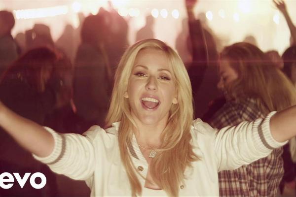 Embedded thumbnail for Ellie Goulding – Burn