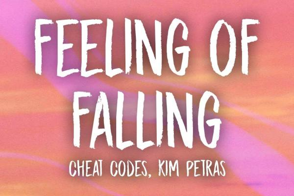 Embedded thumbnail for Cheat Codes - Feeling Of Falling