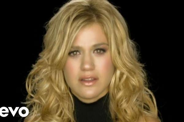 Embedded thumbnail for Kelly Clarkson - Because Of You