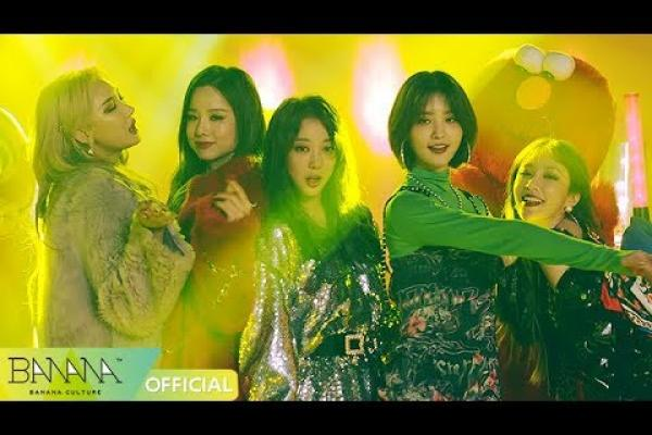 Embedded thumbnail for Exid - I Love you