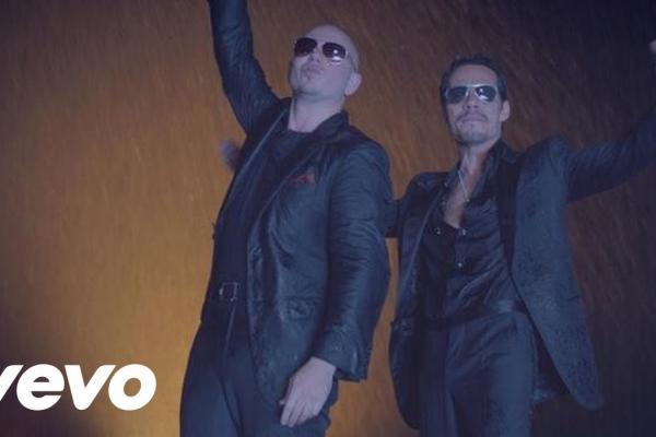 Embedded thumbnail for Pitbull - Rain Over Me ft. Marc Anthony