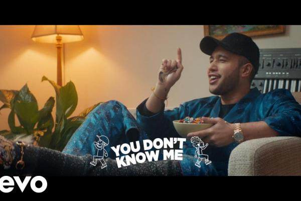Embedded thumbnail for Jax Jones  You Don't Know Me ft. RAYE