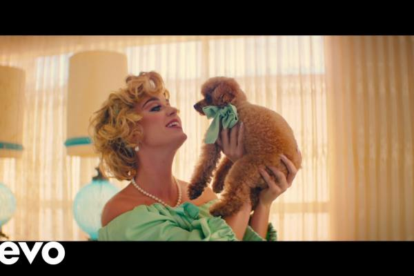 Embedded thumbnail for small talk katy perry