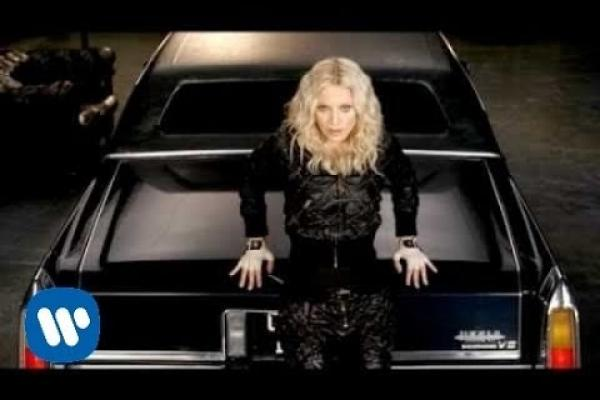 Embedded thumbnail for Madonna - 4 Minutes