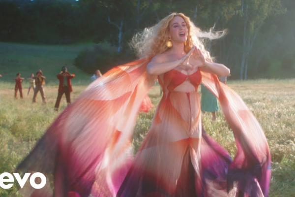 Embedded thumbnail for Katy Perry - Never Really Over