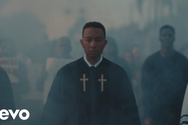 Embedded thumbnail for John Legend - Preach