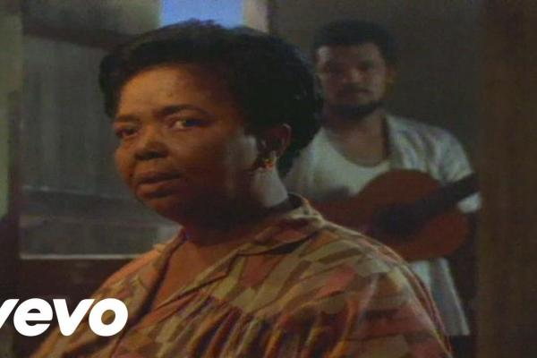 Embedded thumbnail for Cesaria Evora - Sodade