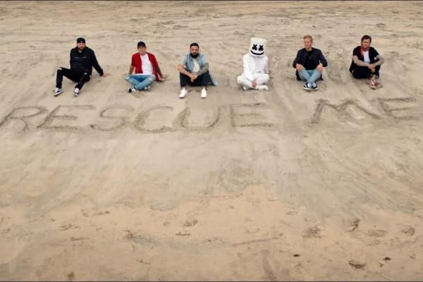 Embedded thumbnail for Marshmello - Rescue Me ft. A Day To Remember