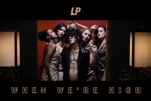Embedded thumbnail for LP - When We're High