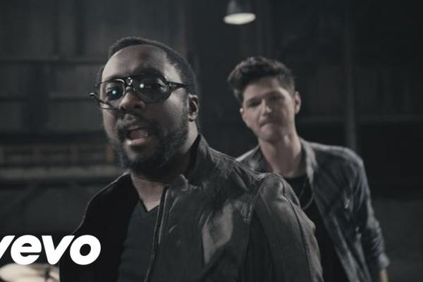 Embedded thumbnail for The Script - Hall of Fame ft. will.i.am