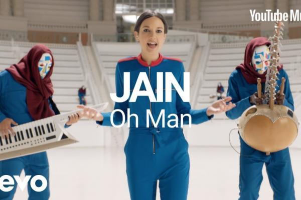 Embedded thumbnail for Jain - Oh Man