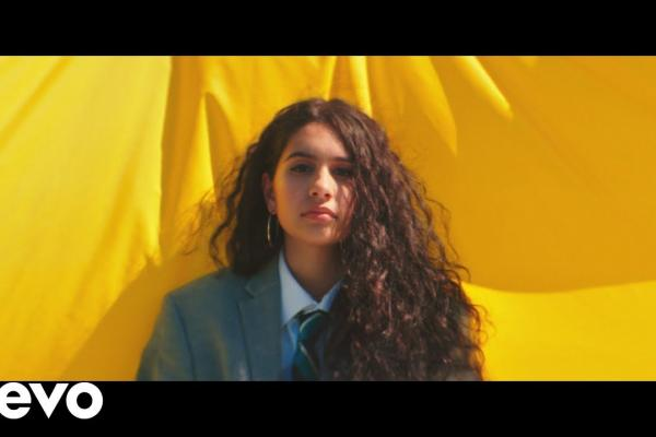 Embedded thumbnail for Alessia Cara - Trust My Lonely