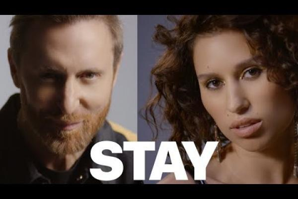 Embedded thumbnail for David Guetta feat Raye - Stay