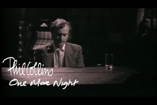 Embedded thumbnail for Phil Collins - One More Night