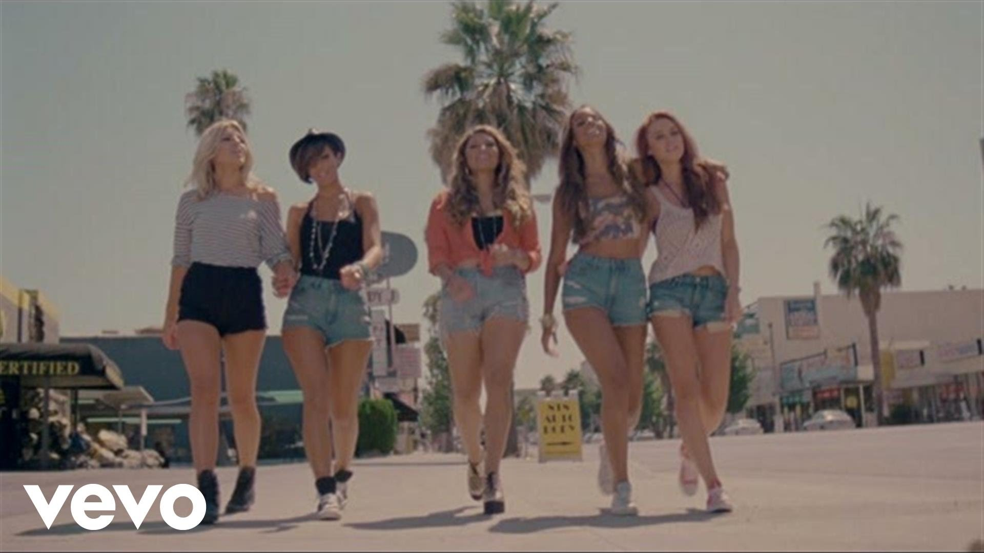 Embedded thumbnail for The Saturdays - What About Us