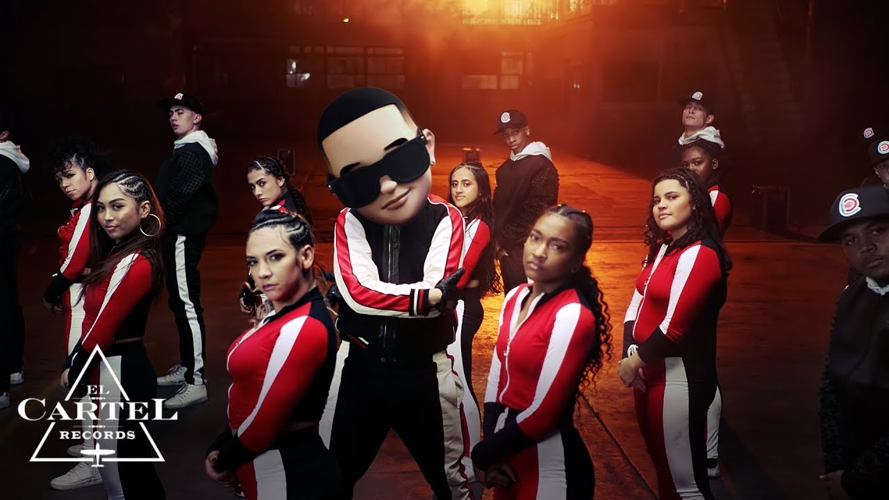Embedded thumbnail for Daddy Yankee & Snow - Con Calma