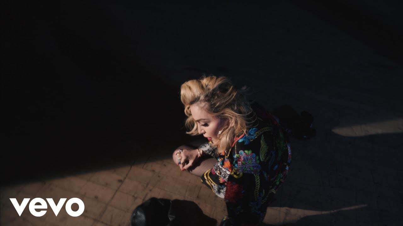 Embedded thumbnail for Madonna, Swae Lee - Crave