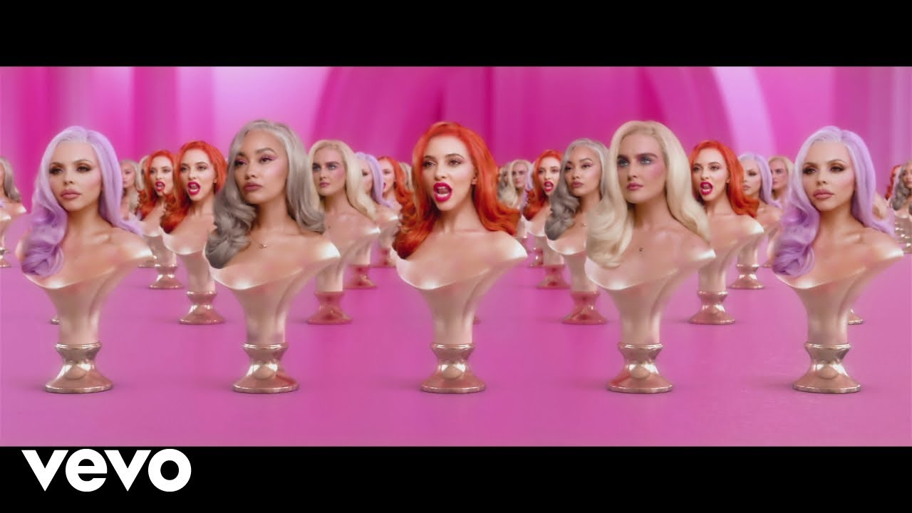 Embedded thumbnail for Little Mix - Bounce Back