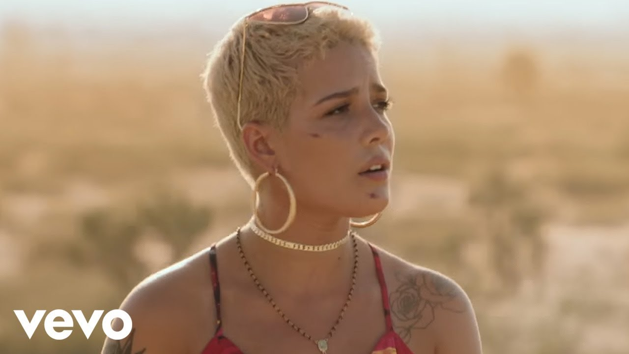 Embedded thumbnail for Halsey - Bad At Love